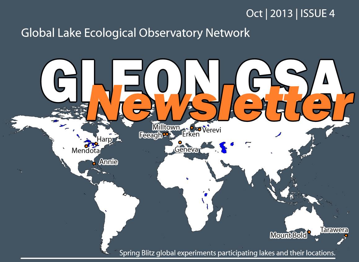 GSA Newsletter logo